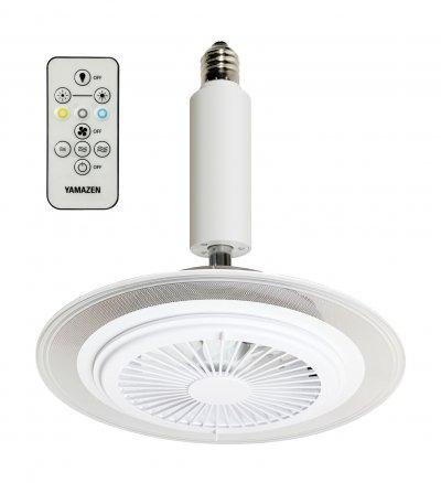 導光板FAN付LEDミニライトDFLC-60VE(E26ソケットタイプ)