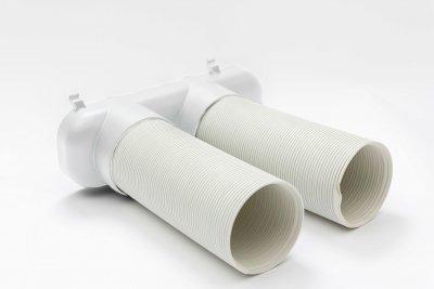 コンパクトクーラー用排熱ダクト YCDH-03
