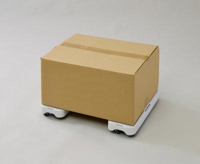 大きな荷物を移動させるときもラクラク